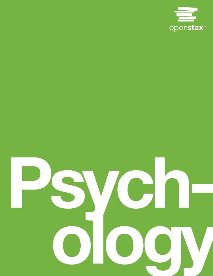 OpenStax Psychology Textbook