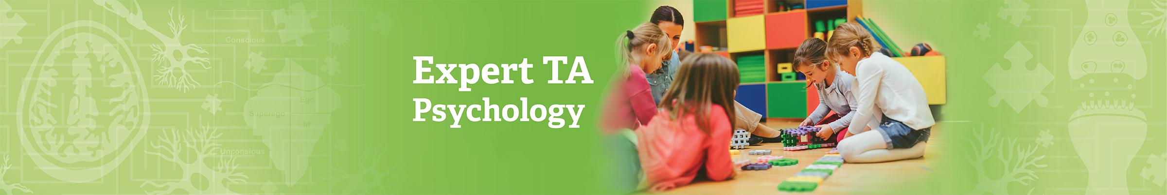 The Expert TA – Psychology