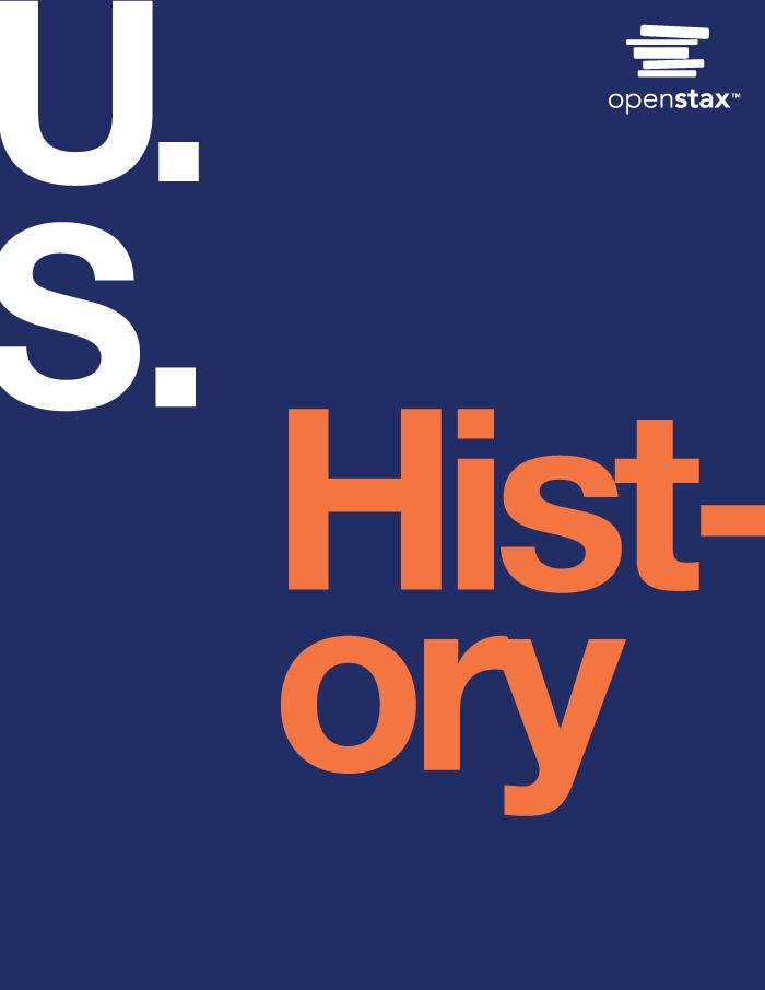 OpenStax U.S. History Textbook